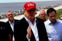 Trump asegura que retrasó dos semanas las deportaciones de ICE a petición de los demócratas