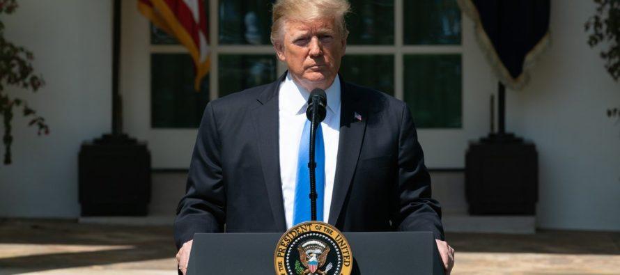 Trump arremetió en contra de las demócratas que provienen de países con «gobiernos corruptos»