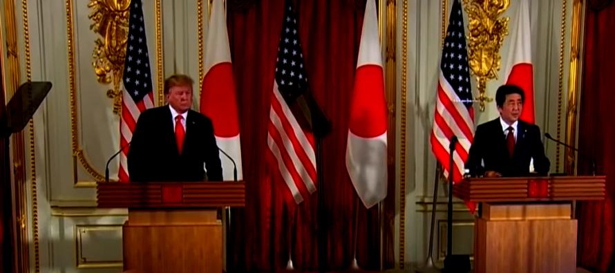 Trump restó importancia a los últimos ensayos armamentísticos de Corea del Norte