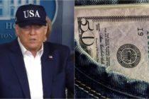 Trump firma histórico paquete de ayudas económicas por 2 billones de dólares