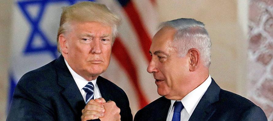 Trump: hay que reconocer soberanía de Israel sobre los Altos del Golán