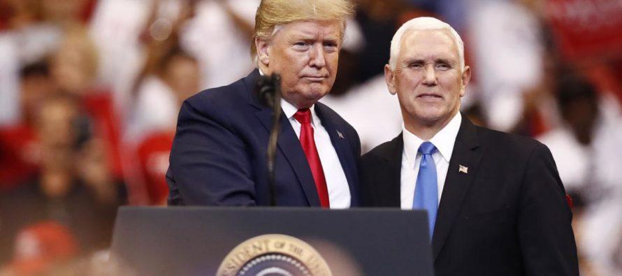 «Nosotros contra ellos»: Trump tiene como objetivo usar la impugnación para impulsar su campaña de reelección