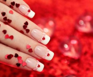 Seis diseños para decorar tus uñas en San Valentín