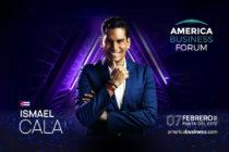 Ismael Cala presentará el America Business Forum, considerado «el Davos de Latinoamérica»