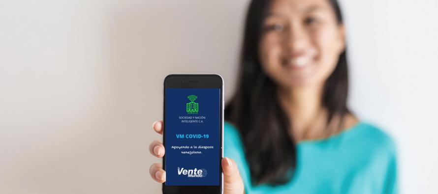 Crean la primera App venezolana para el seguimiento del coronavirus