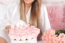 Erika Mejía, florista predilecta de las celebridades compartirá en tres cursos el secreto de su éxito