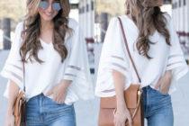 ¡Inspírate! Crea tus looks con la infalible camisa blanca