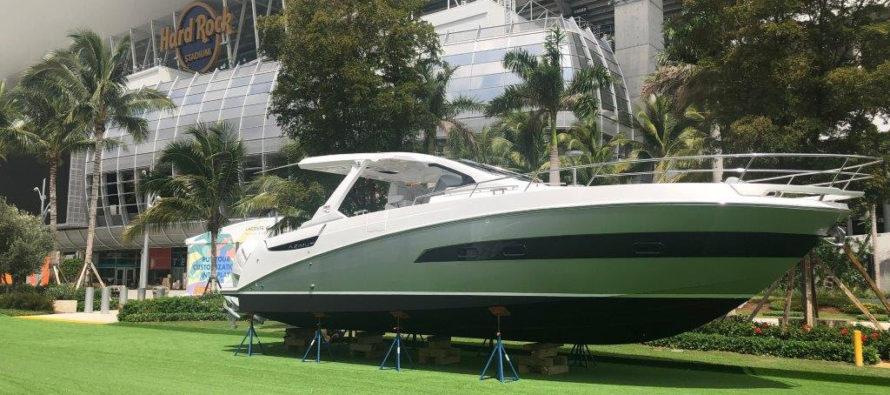 Azimut Yachts patrocinante principal del Miami Open 2019