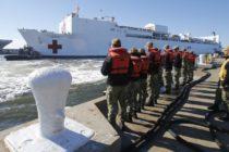 Estados Unidos llevará buque hospital a Latinoamérica para atender a venezolanos