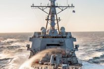 ¡Pendiente! USS Paul Ignatius será puesto en servicio este sábado 27