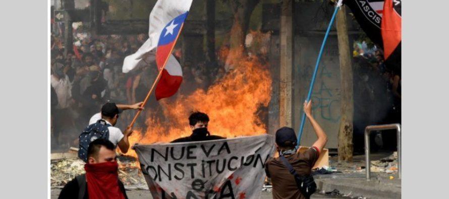 Sobredosis: ¿Se va Chile a pique?