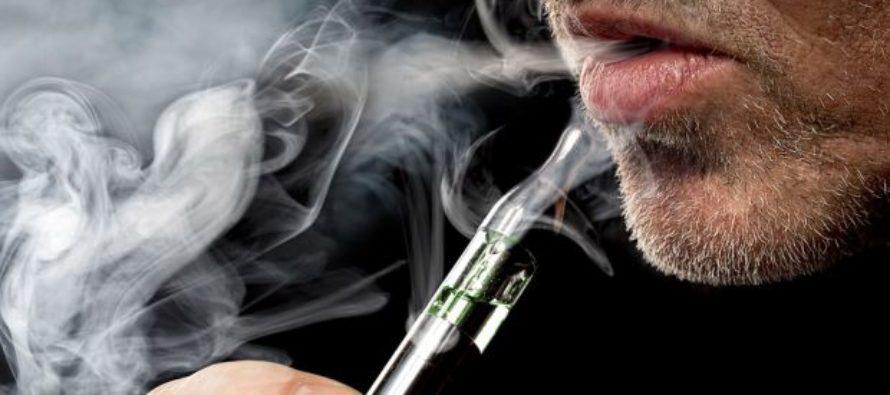 Trump planteará prohibir los aromatizantes de los cigarrillos electrónicos