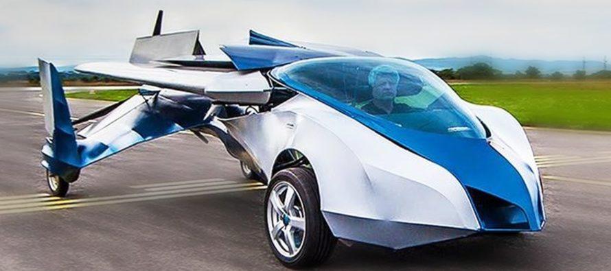 Planean tener la primera carrera de vehículos voladores tripulados para el 2020
