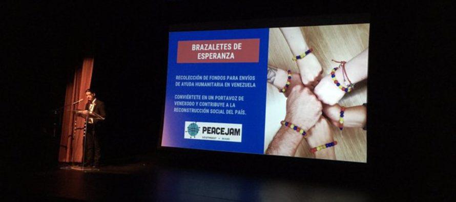 Estudiantes del Miami Dade College recaudaron fondos para Venezuela