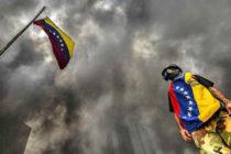 Cinco muertos ha dejado hasta ahora la represión del régimen venezolano