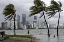 Fuertes vientos se esperan en las costas de Florida