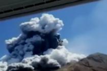 ¡Asombroso! Estos son los videos de los turistas que sobrevivieron a erupción del volcán Whakaari