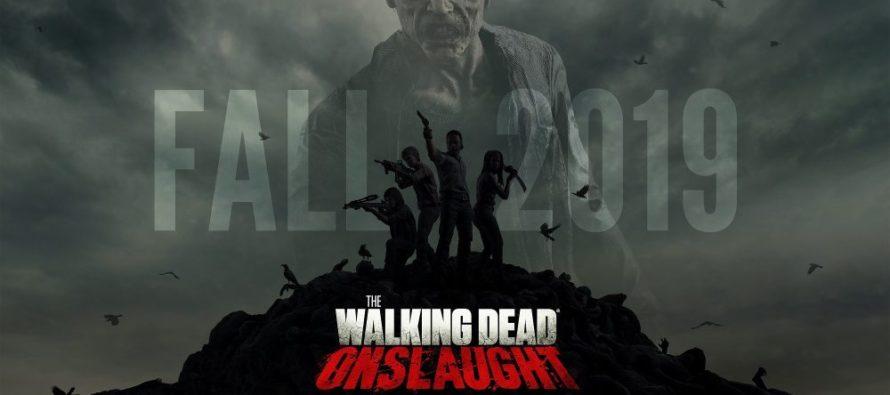 El Juego The Walking Dead Onslaught promete convertirnos en los nuevos protagonistas de la serie