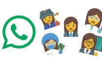 Nuevos emojis de mujeres profesionales llegan a WhatsApp