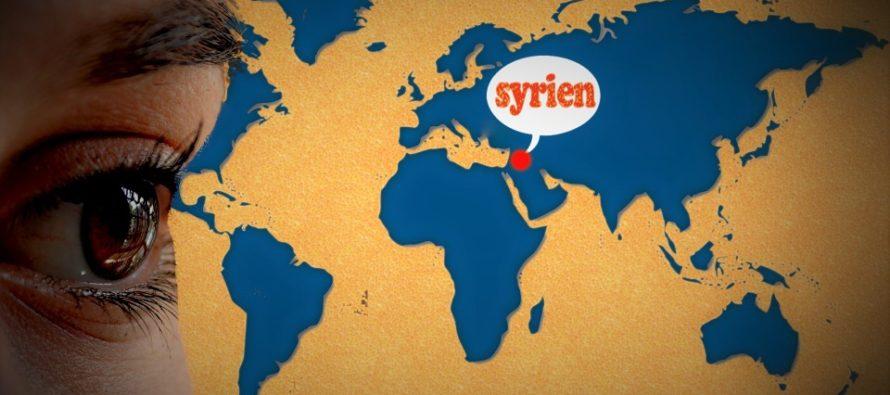 Nuevo documental de Natalia Denegri desnuda la dramática realidad que padecen niños de Siria