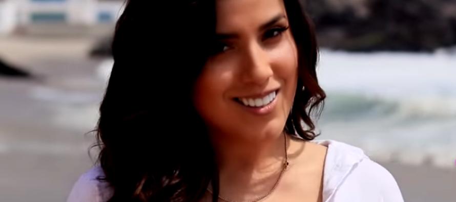 Yahaira Plasencia se retrata junto a un ídolo de la salsa en Miami