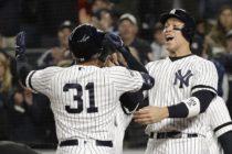 Yanquis ganaron en casa y estiraron la serie frente a los Astros (Videos)