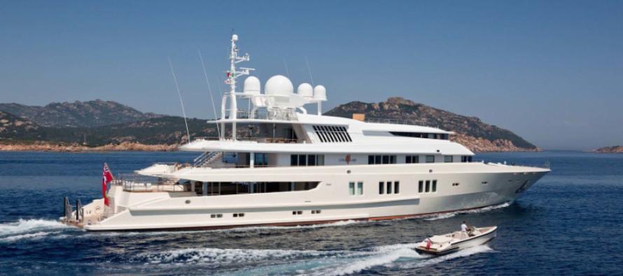 Si quiere ver los yates más lujosos y extravagantes del mundo, no puede perderse la Exposición Internacional de Botes de Palm Beach