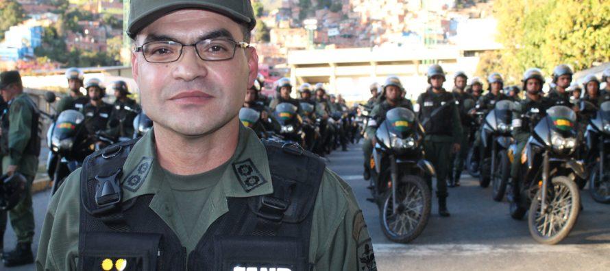 Conozca a Fabio Zavarse comandante de la Guardia Nacional conectado a civiles armados